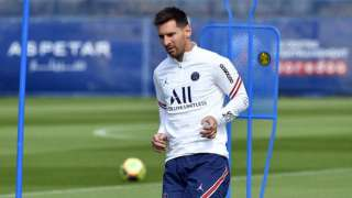 With Lionel Messi missing match against Montpellier, PSG hope he is fit for...