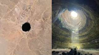 Caged Djinns? Cave explorers find what lies deep inside Yemen's mysterious...