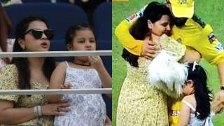 CSK skipper MS Dhoni, wife Sakshi expecting their second child?