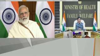 LIVE: PM Modi addresses nation after India achieves 100-crore vaccinations...
