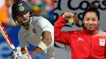 Sports Ministry tweets why Kohli and Chanu were picked for Khel Ratna...