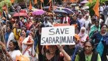 Sabrimala opening: Tension prevails, as police evict protesters