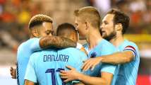 Arnaut Groeneveld bags first Dutch goal in friendly draw with Belgium