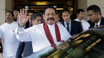 Sri Lanka Parliament votes against newly-elected Mahinda Rajapaksa govt