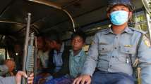 106 Rohingya aboard boat to Malaysia detained by Myanmar officials