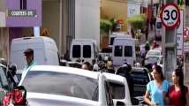 12 killed in failed bank heists in Brazil