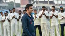 Thank You Gauti: Emotional Gautam Gambhir signs off with final outing at Fe...