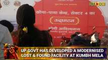 Lost in Kumbh? This is how missing people are being tracked in Prayagraj