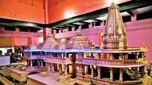 Ram Temple: Sadhus to gather in Ayodhya after Kumbh Mela to start Ram Mandi...