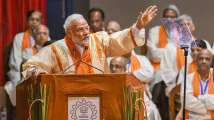Now even poor children from General Category can enter IIT, IIMs: PM Modi o...