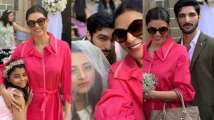 Photos: Sushmita Sen gushes as she attends best friend's wedding with...