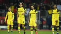 Bundesliga: Table toppers Dortmund manage only a draw against bottom c...