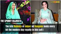 Kangana Ranaut's style conjures visions of iconic ladies