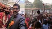 Nagraj Manjule celebrates Shivaji Jayanti in New York, announces the r...