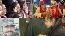 'Honoured to have you as my husband': Pulwama martyr Major VS Dho...