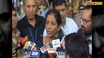 Nirmala Sitharaman condemns purported letter to President on 'politici...