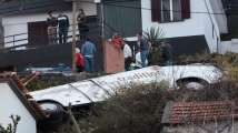 Portugal: At least 29 killed in Madeira as bus loses control