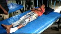 School student suffers bullet injury as TMC-BJP clash in Chopra; Nadia poll...
