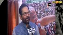 It's just a show off, their hearts don't connect: Naqvi on Mulayam-Mayawati...