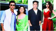 SCOOPS: Alia Bhatt-Ranbir Kapoor return to 'Brahmastra' sets, Moh...