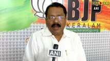 Kerala BJP decides to sue and prosecute CPM's Thomas Isaac for defamat...