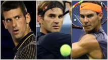 Djokovic to hold all four Grand Slam titles for 2nd time, Federer, Nad...