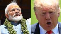 'People of India lucky to have him': Trump dials PM Modi, co...