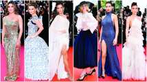 Cannes 2019 fashion fundas: Tulle, lace, crystals and feathers dominated th...