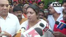 'Even if I have to go to SC…': Smriti Irani takes 'oath' to bring Amethi ai...