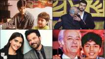 Father's Day 2019: From Shah Rukh Khan to Sonam Kapoor: Here's ho...