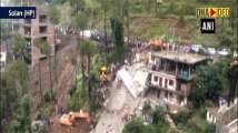 Solan building collapse: Death toll mounts to 13, many still trapped under...