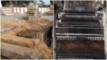 BJP MP Tejaswi Surya raises Hampi holy site vandalism issue in Lok Sab...