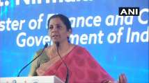 Centre not imposing Hindi in Tamil Nadu: Sitharaman