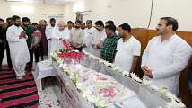 LJP MP Ramchandra Paswan passes away; Amit Shah, Rajnath Singh, others pay...