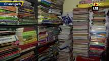 Chandigarh man helps needy children by providing books, other study materia...