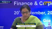 New effective corporate tax rate shall be 25.17 percent: FM Sitharaman