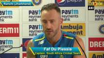 India is strong team, want to compete with them: Faf Du Plessis