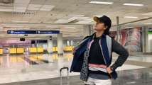 How far would you go to avoid paying excess baggage fee? This woman wo...
