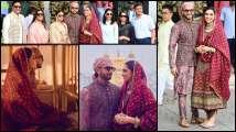 Ranveer Singh, Deepika Padukone seek blessings at Amritsar Golden Temple; t...