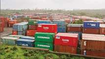 Exports decline 1.11% in Oct, trade deficit narrows with steep fall in...