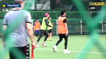 Ranbir Kapoor puts his best foot forward in football