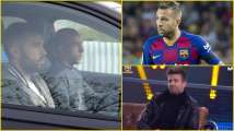 Jordi Alba's father still drives him to Barcelona training, says...