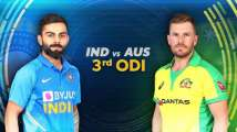 India vs Australia 3rd ODI LIVE: As it happens between IND vs AUS in Bengal...