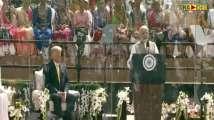 Watch: Prime Minister Narendra Modi's full speech from Motera Stadium...