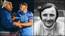 Manchester City's 'youngest-ever player' Glyn Pardoe di...
