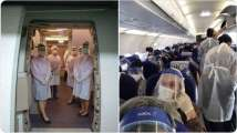 Sci-fi movie set? Anand Mahindra share pics of passengers & cabin...