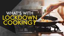 How cooking helps you de-stress during lockdown