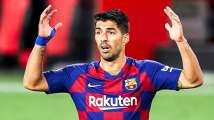 Barca striker Suarez accused of fraud of allegedly cheating on exam to...