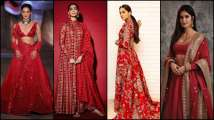 Navratri 2020 Colours - Red: Katrina Kaif, Sonam K Ahuja, Taapsee Pannu, Ki...
