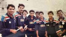 In Pics: Indian cricket team's retro jersey look for Australia tour ta...